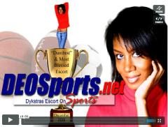 Monica Foster on DEOsports