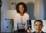 youtube thumbnail of Monica Foster and Barack Obama